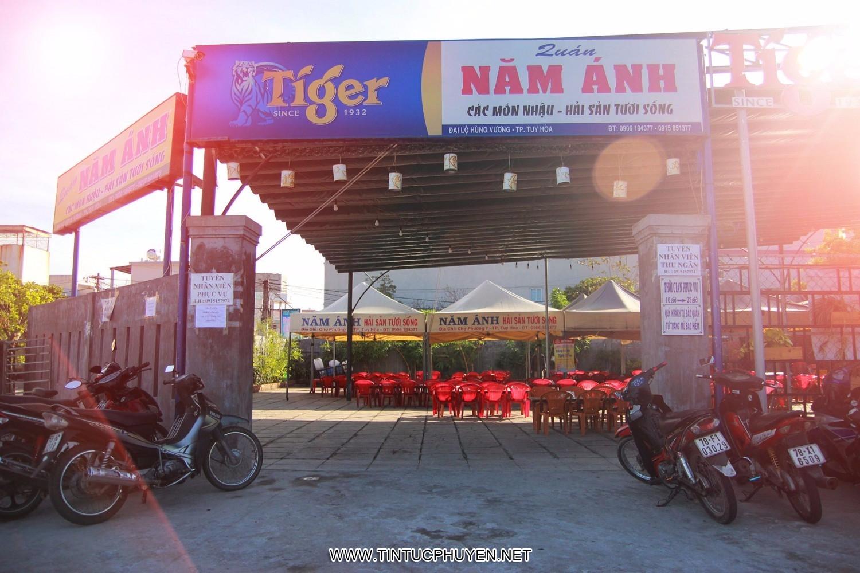 Hải sản Phú Yên được lòng du khách